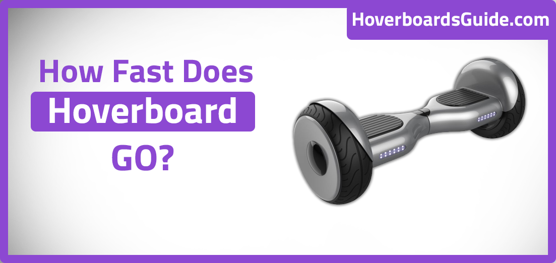 How fast hoverboard does go
