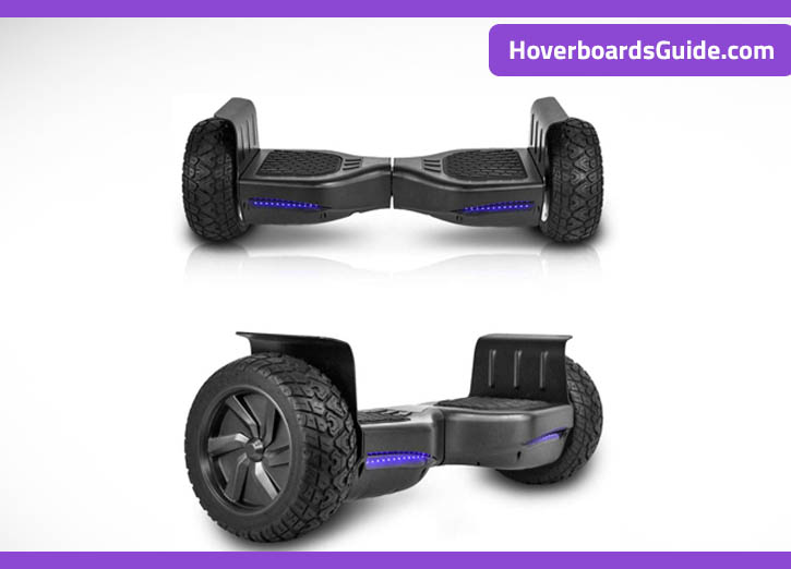 Hummer X-Trail Hoverboard