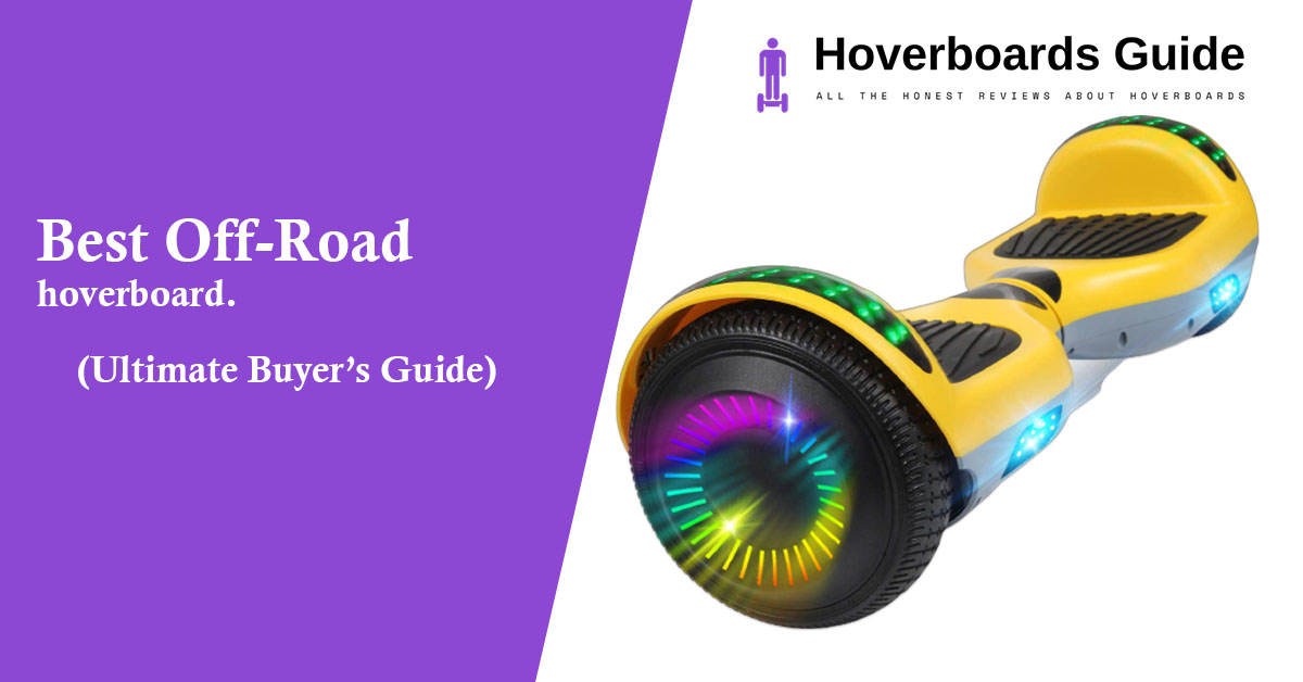 Best Off-Road Hoverboard