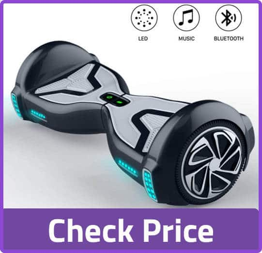 The Spaceboard Hoverboard