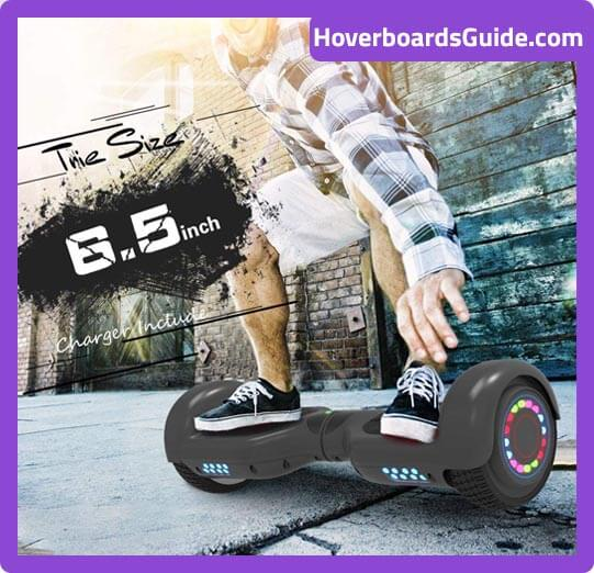 Hoverheart self-balancing scooter