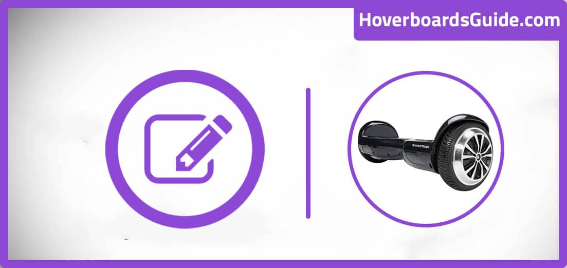 Main Features of Swagtron T1 Hoverboard