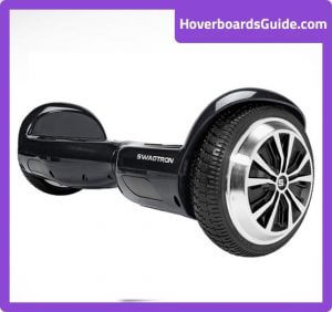 Swagtron T1 black hoverboard