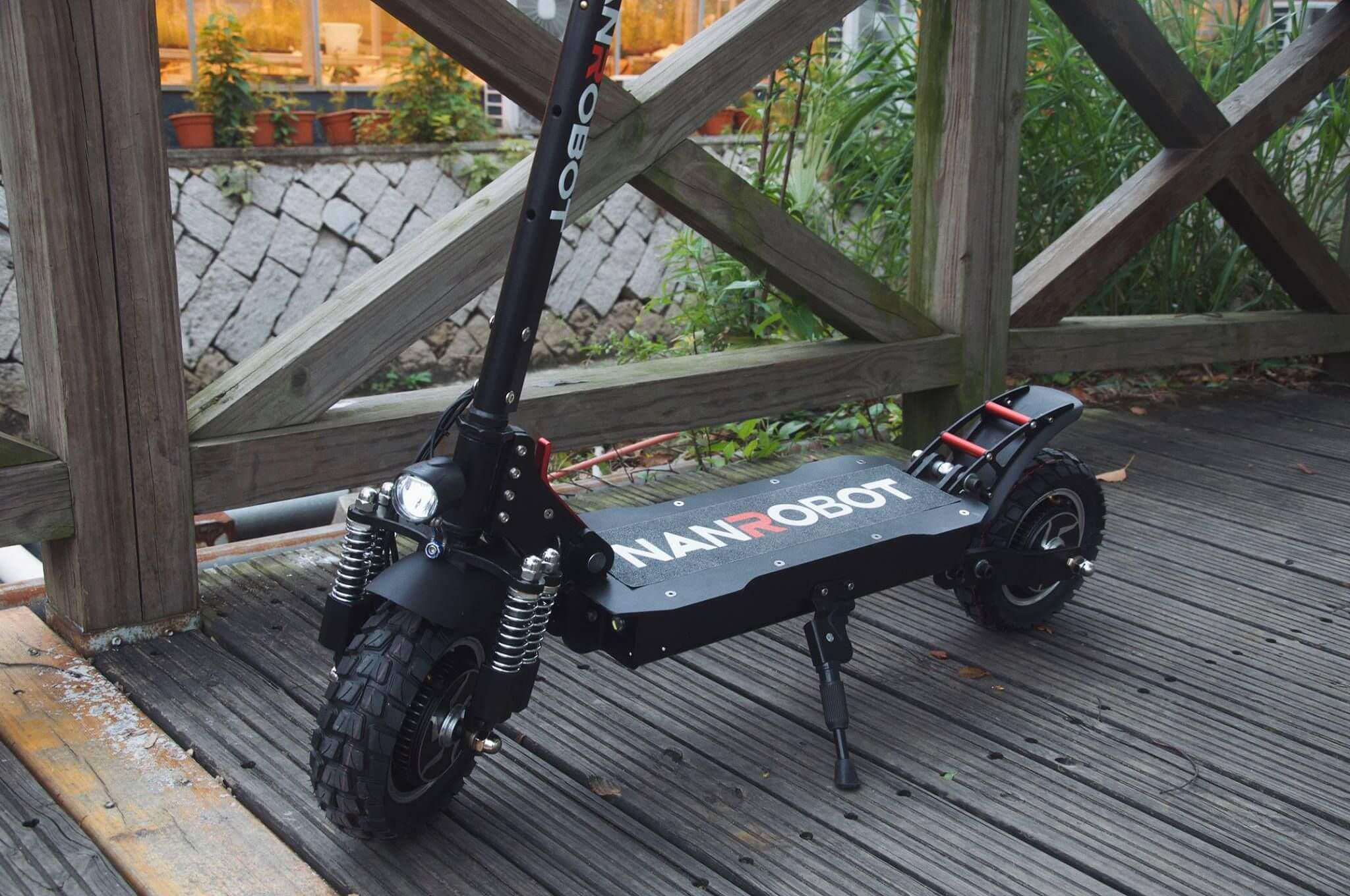 Nanrobot D4+ Electric Scooter Complete Review (Ultimate Buyer's Guide)