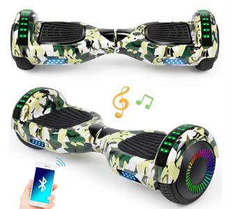 Chic Hoverboard for Adults and Kids