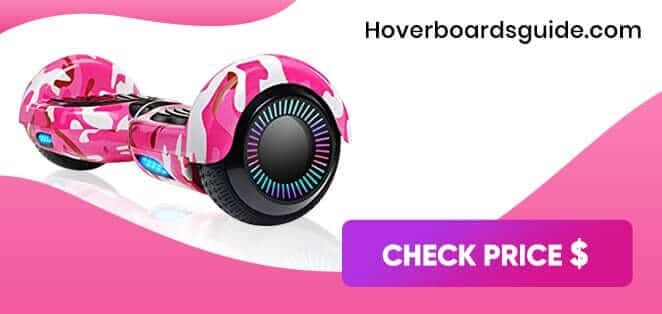 Best Hoverboards For Girls in 2019 (Review & Buyer's Guide)