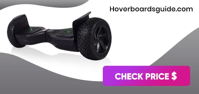 Koowheel Off-Road 8.5 Inches Hoverboard