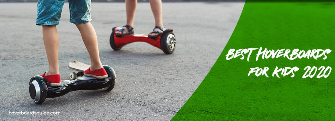 Best Hoverboard for Kids 2020 (Review & Complete Buying Guide)
