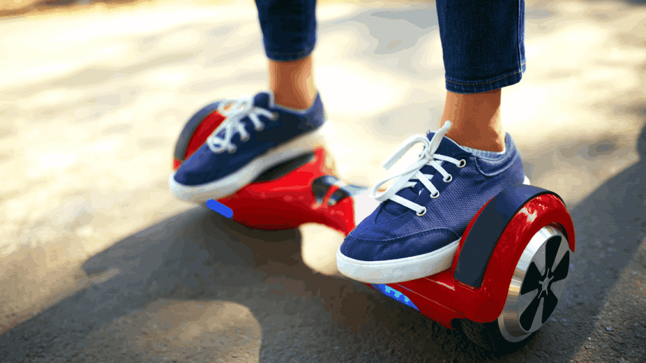 Best Blue and Red Hoverboards