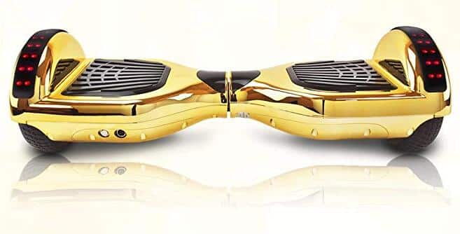 5 Best Gold Hoverboards for 2020