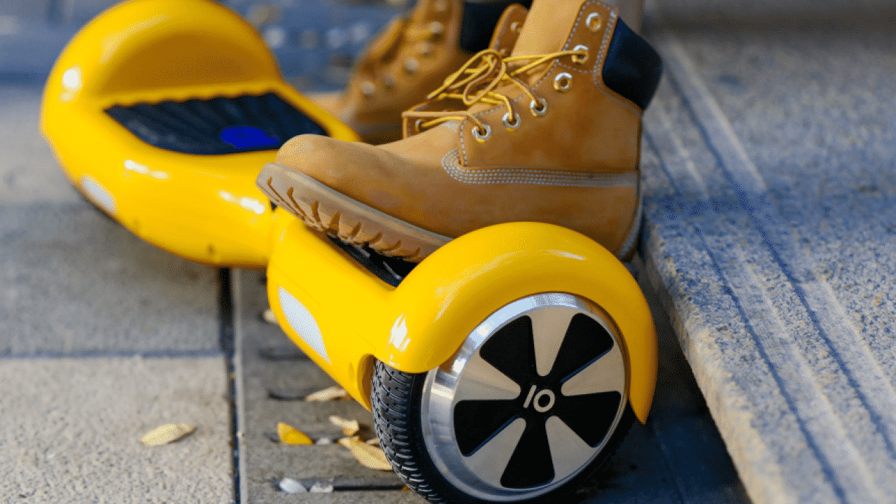 HOVERSTAR all-new HS.2.0 Hoverboard