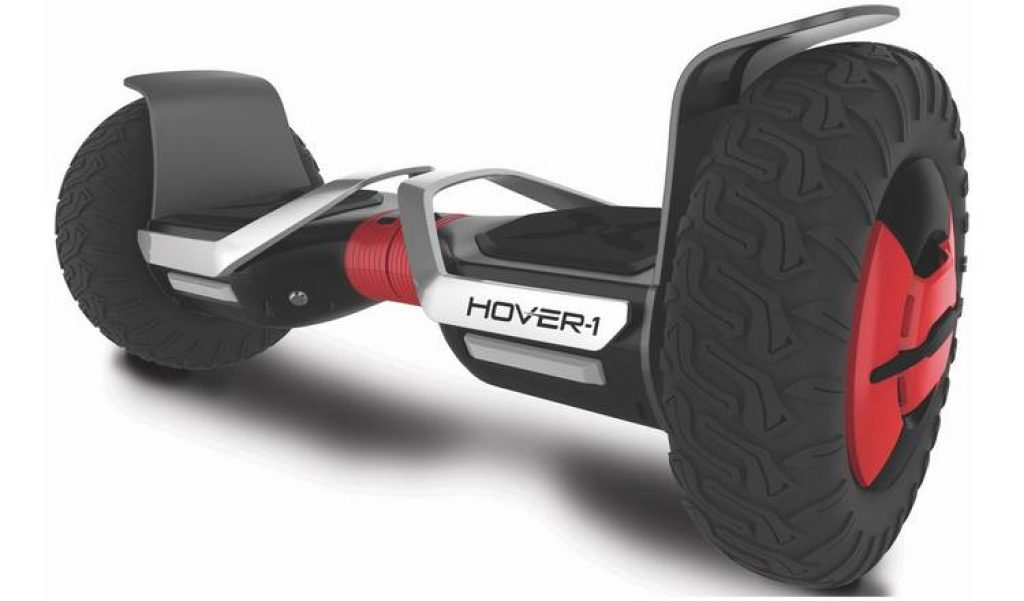 Broad Wheel Hoverboard (10 inches )