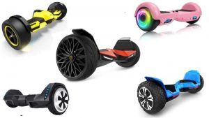 Different Types Of Hoverboard For Easy Use
