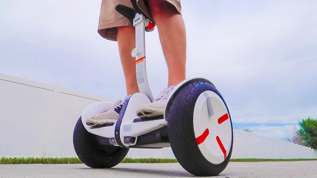Segway hoverboards