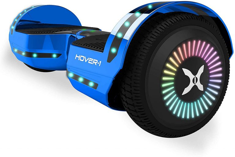 Chrome Electric Hoverboard Scooter 2.0 by Hover