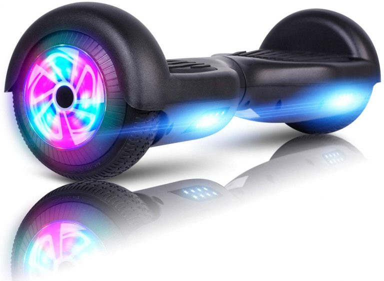"Kids and Adults Scooter Hover Board 6.5"" Self Balancing by LIEAGLE - UL2272 Certified"