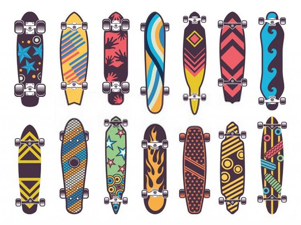 types of longboards