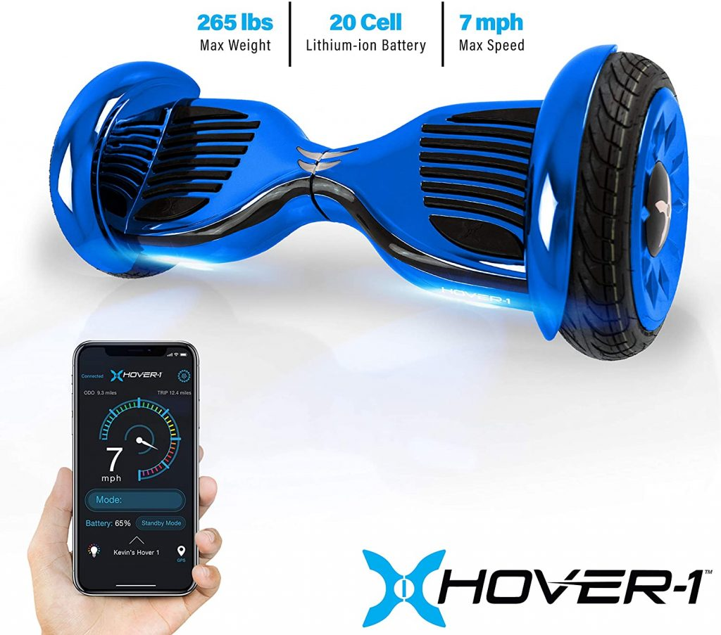 Hover-1 Titan Electric Self-Balancing Hoverboard Review