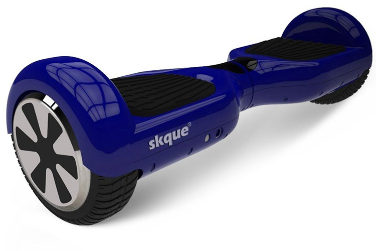 Skque Hoverboard is an upgraded hoverboard that is safe and stable to use. Skque definition is high, and skque hoverboard can be used by individuals of all ages.