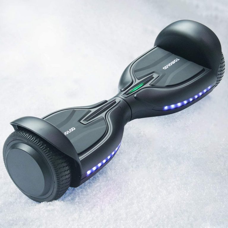 GOTRAX Hoverfly ECO Hover Boards With Bluetooth Speakers