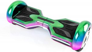 GOTRAX Hoverfly ECO Hover Board's Range And Benefits:
