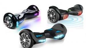 TOMOLOO Hoverboard, Electric Self-Balancing Scooter Review