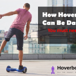 How Hoverboards Can Be Dangerous