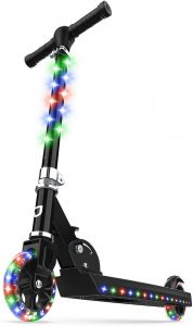 Jetson Jupiter Adjustable Kick Scooter for Kids