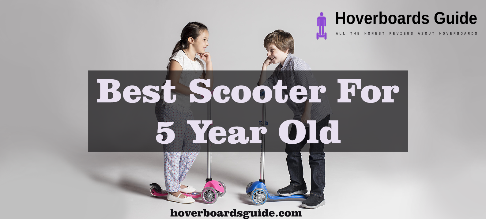 Best Scooter For 5 Year Old