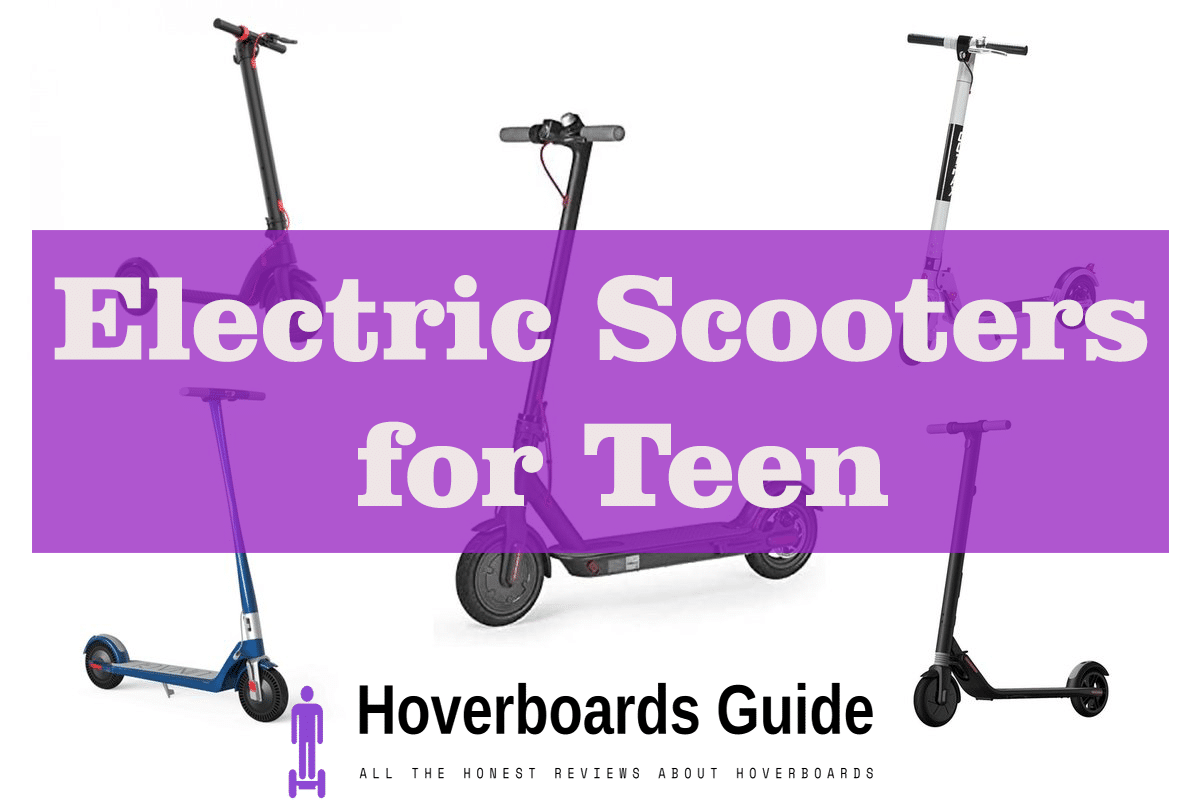Electric Scooters for Teen