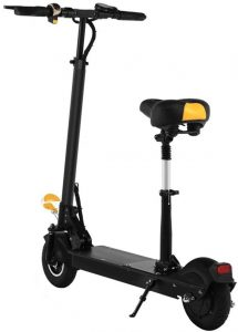 Kabbo Wolf Warrior 11 off-road electric scooter