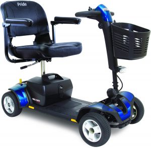 Best Mobility Scooter For Off-Road