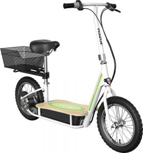 The Mantis Pro off-road electric scooter