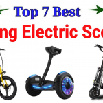 electric folding scooters