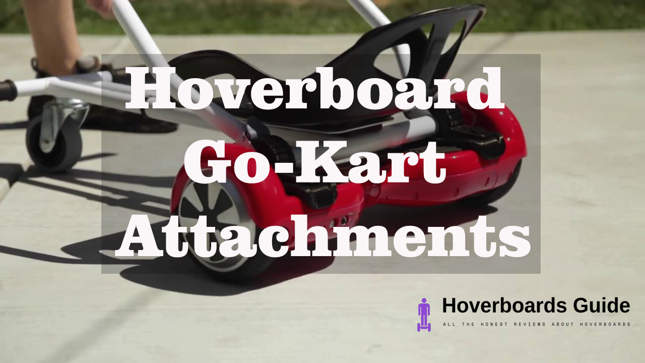 Hoverboard Go-Kart Attachments