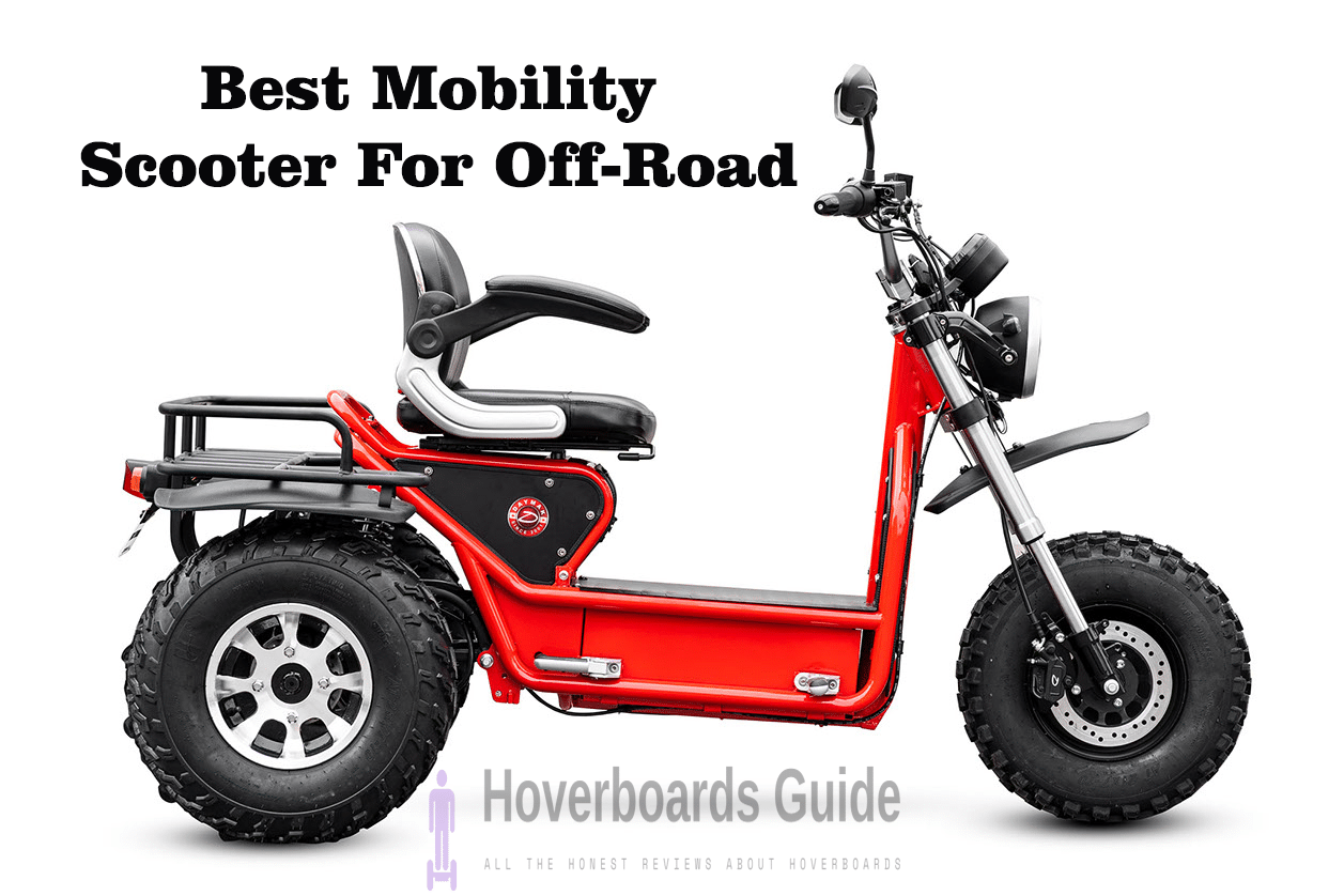 offroad mobility scooter