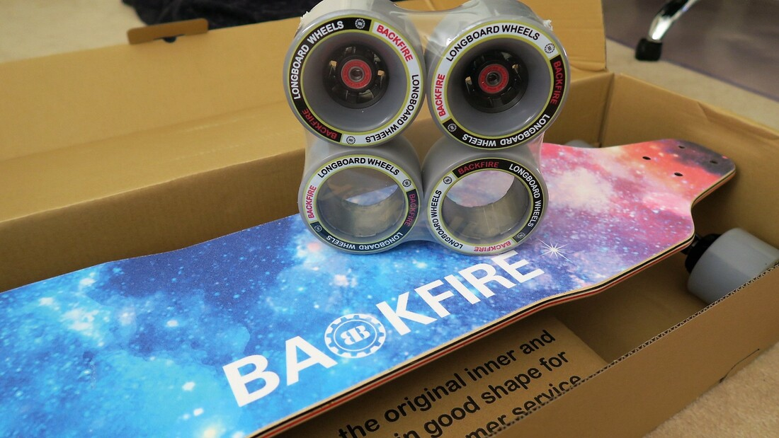 Backfire G2T Review