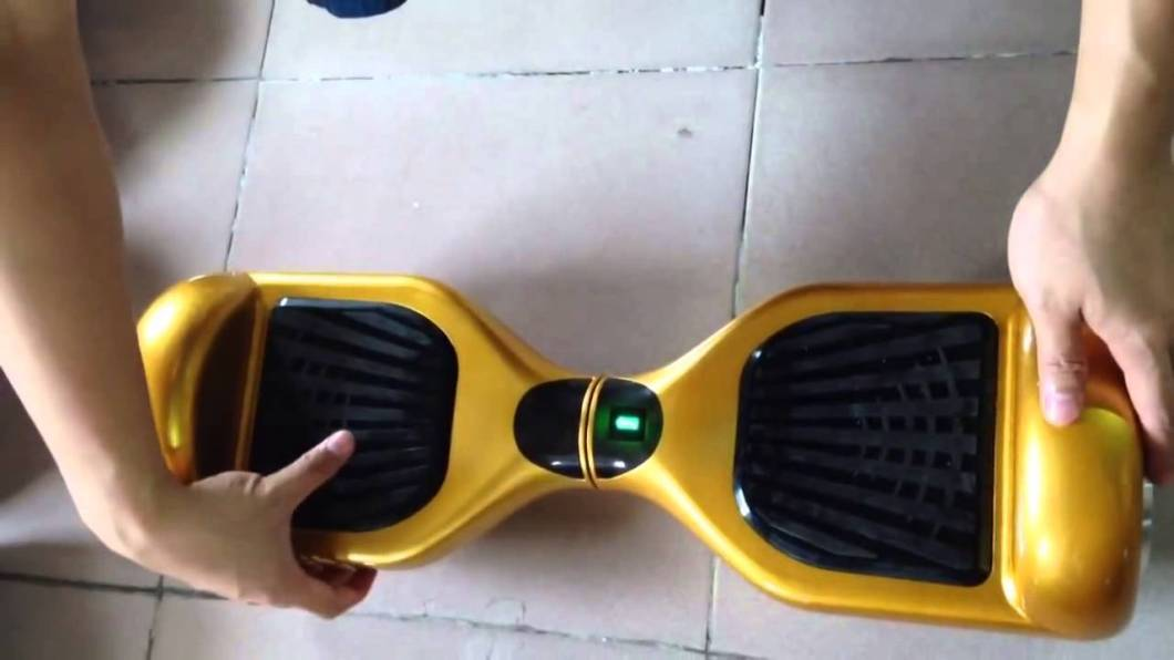 troubleshoot a hoverboard