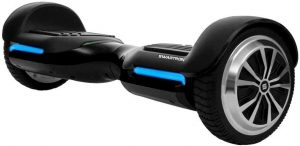580 - T Hoverboard designed for All-Terrain fully equipped with multiple flashlights and controllable speakers via Bluetooth through your SmartPhones by Swagtron Store