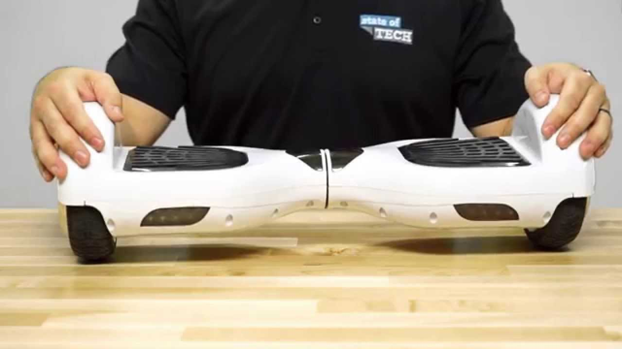 iScooter Hoverboard Review 2021