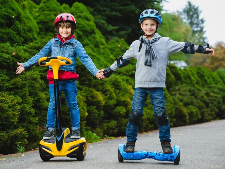 Best hoverboard with handlebars 2020