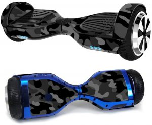 HoverBoard by the mighty skin